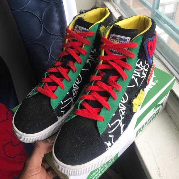 Puma Shoes | Puma X Dee Ricky | Poshmark